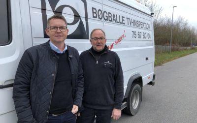 Opkøb af Bøgballe TV-inspektion
